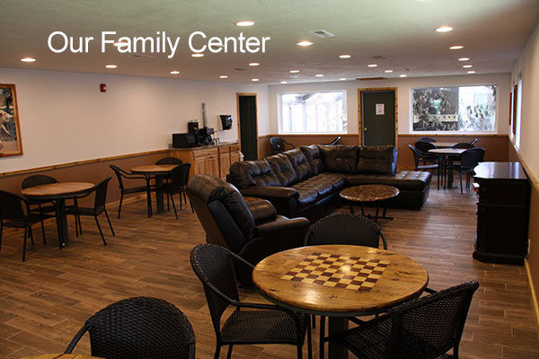 boarding school family center